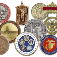 Challenge Coins & Medallions