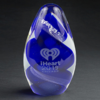 Vortex Art Glass Award