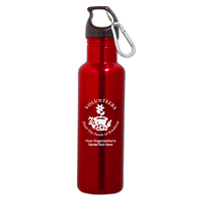 Large Aluminum Volunteer Bottles