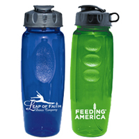 25 oz. Sports Bottle with Grip