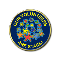 Volunteers Are Stars