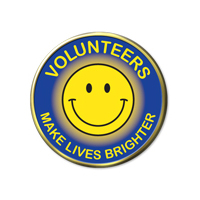 Volunteers Make Lives Brighter