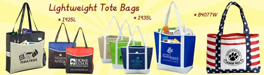 Light Weight Tote Bags