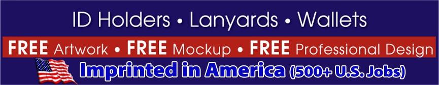 Lanyards & Badge Holders
