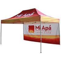 Pop-Up Tent - Custom Print (10' x 20')