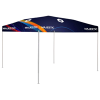 Economy Pop-Up Tent (10' x 10') - Custom Print