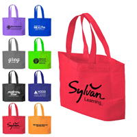 Super Wide All Purpose Tote Bag