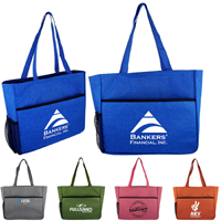 RIDGE SHOPPING TOTE