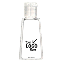 FULL COLOR TRAPEZOID HAND SANITIZER