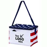 Patriotic Lunch Cooler