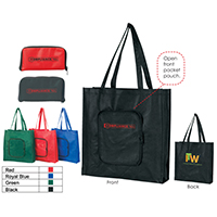 Folding Travel Tote