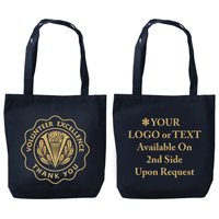 """Volunteer Excellence"" Lightweight Tote Bag"