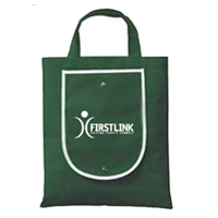 Foldable Custom Logo Tote