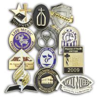 Custom Lapel Pins For Churches & Religious Organizations