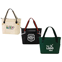 HD Zippered Conference Tote