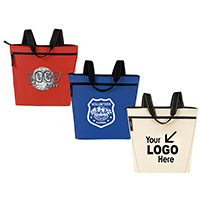 Promotional Zip Tote