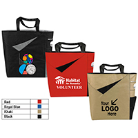 Recyclable Conference Tote