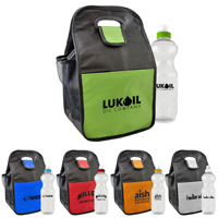 INSULATED HYDRATE LUNCH TOTE