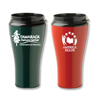 16 oz. Tumbler w/ Drink Thru Lid