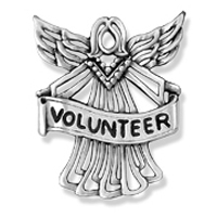 Guardian Volunteer Angel Generic & Personalized