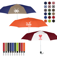 "42"" Arc Budget Telescopic Umbrella"