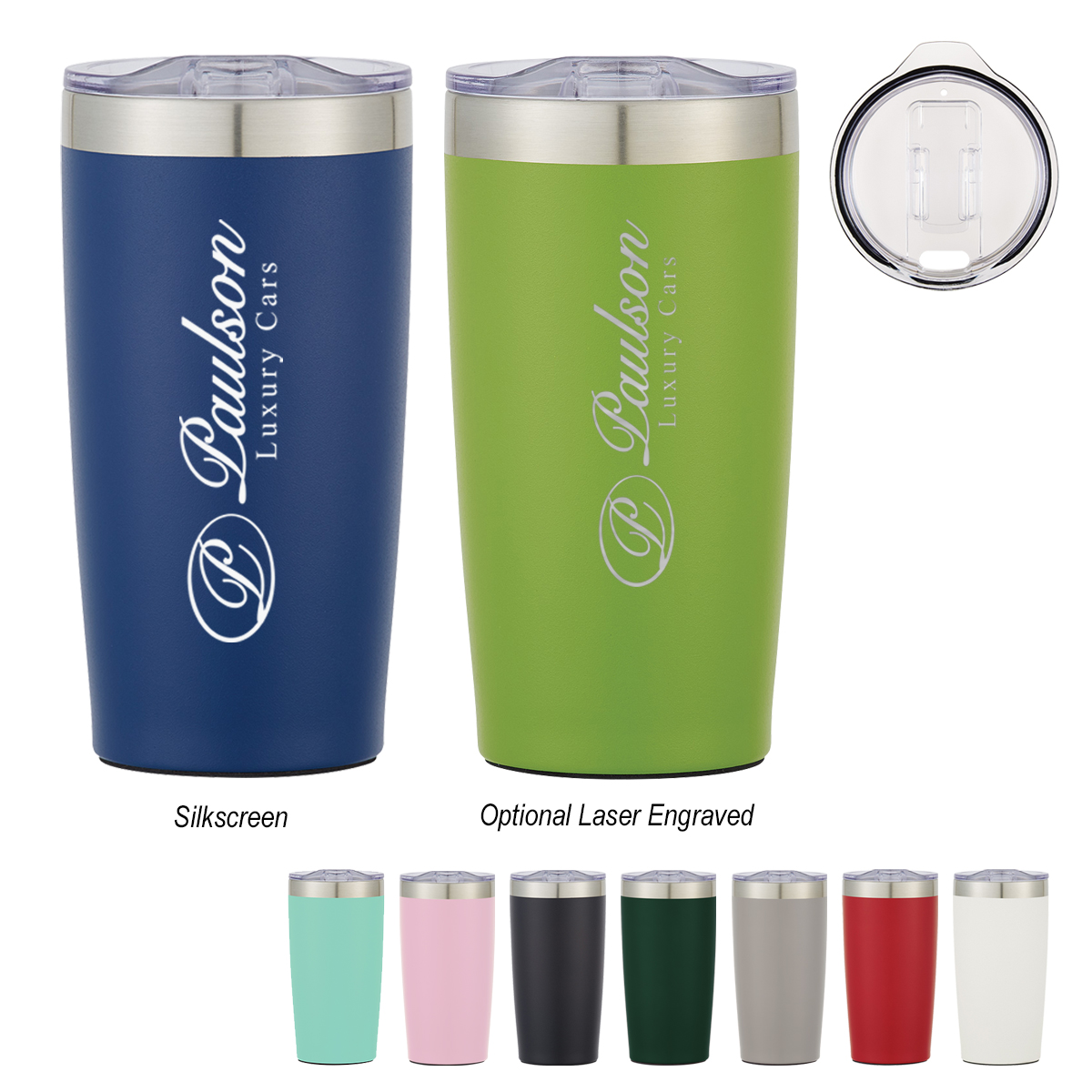 20 OZ.Two-Tone Himalayan Tumbler