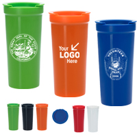 16 Oz. Tumbler With Lock Lid