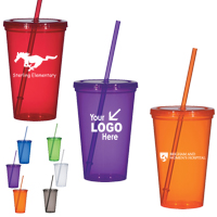20 Oz. Economy Single Wall Tumbler