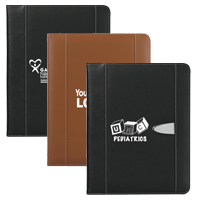 Genuine Leather Portfolio / Letter Size