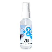 1.7 Oz. USA Made Hand Sanitizer Spray Bottle