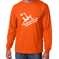 Gildan® Adult Ultra Cotton™ Long Sleeve T-Shirt