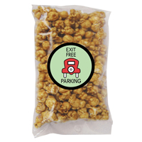 Gourmet Popcorn Single With Caramel Popcorn