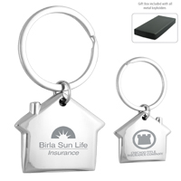 Home Sweet Home Laser Engraved Metal Keyholder