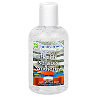4 oz Hand Sanitizer Antibacterial Gel