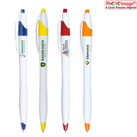 Svelte Click Pen (PhotoImage 4 Color)