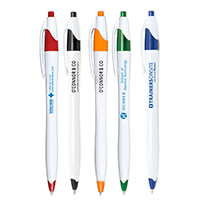 Svelte Click Pen (Spot Color Print)