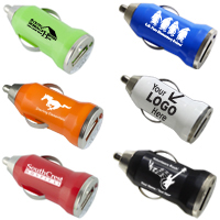 USB Car Charger and Adapter