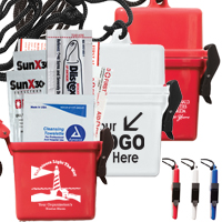 8 Piece EZ Carry First Aid Sun Kit