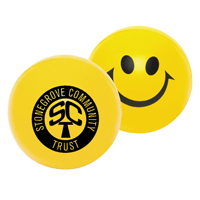 Smiley Stress Squeeze Balls