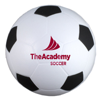 Soccer Stress Squeeze Ball