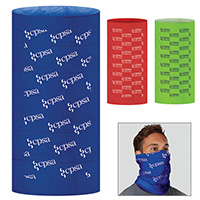 The 2-Ply fandana gaiter 2-Ply Multi-Functional Gaiter For Extra Face Cover Protection & Warmth