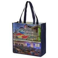 13 Full Color Sublimation Grocery Shopping Tote Bags