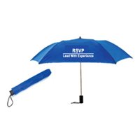 Budget Friendly Umbrellas with Custom Imprint