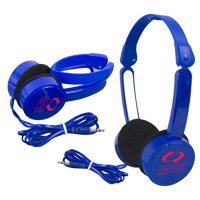 Foldable Headphone Headset