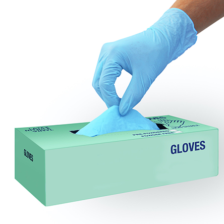 Large Nitrile Gloves