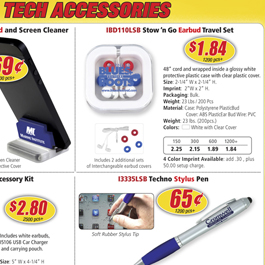 More Tech Accessories