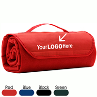 Roll Up Fleece Blanket