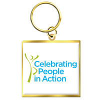 Volunteer Key Chain