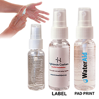1oz Hand Sanitizer