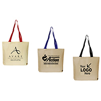 Canvas Volunteer Tote Bag